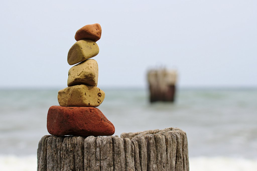 Rügen Rock Balance