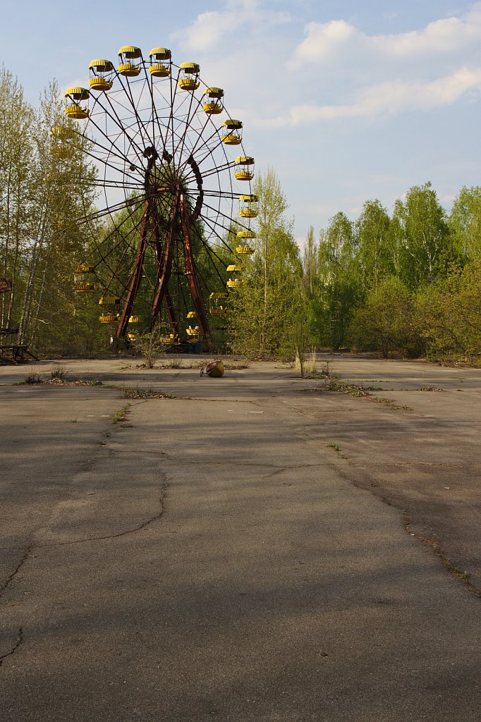 The Ferris Wheel II